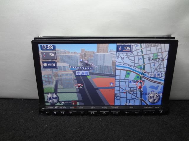 ◎クラリオン ( 2011年地図 ) HDDナビ GCX809 4X4フルセグTV内蔵 DVDビデオ再生 Bluetooth CD4000曲録音 保証付_画像5