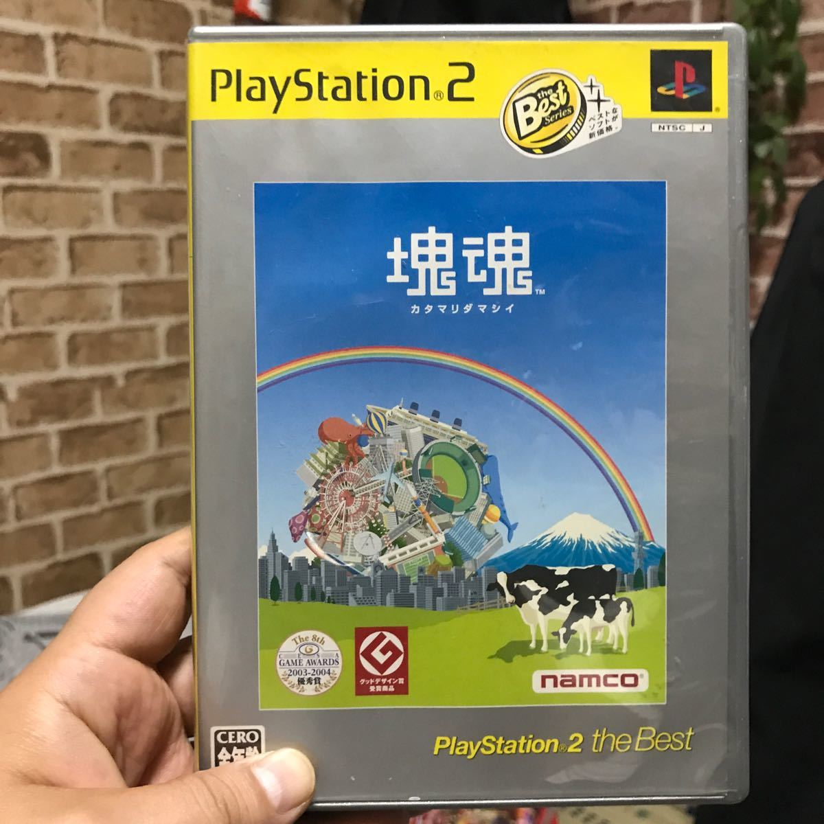 【PS2】 塊魂 [PlayStation 2 the Best]