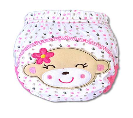 【B0112】1円~ 赤ちゃん トレーニングパンツ ベビーおむつ 再利用可能 おむつ 洗えるおむつ 綿_1