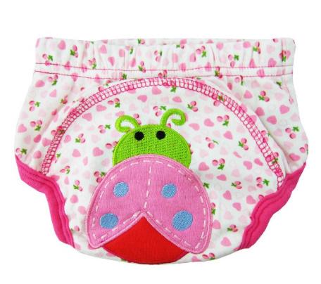 【B0112】1円~ 赤ちゃん トレーニングパンツ ベビーおむつ 再利用可能 おむつ 洗えるおむつ 綿_3