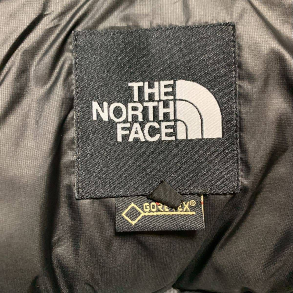 The North Face Antarctica PARKA L BD ボタニカルガーデングリーン GORE-TEX THE NORTH FACE_画像2