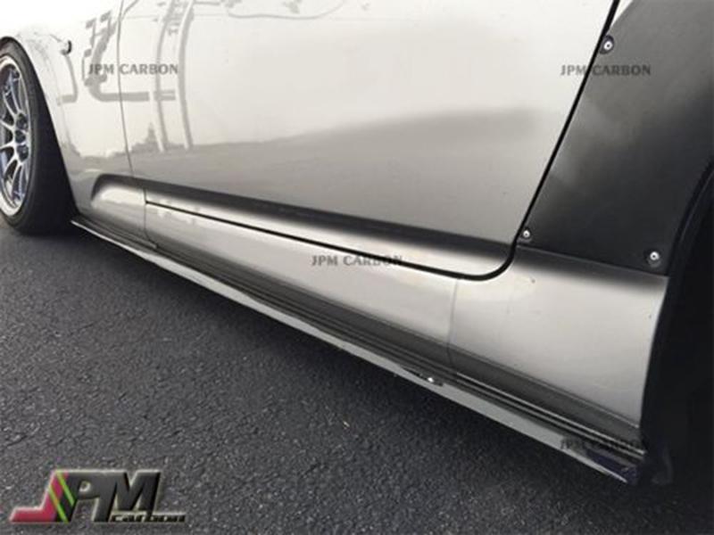 DP Style カーボン サイド ステップ スポイラースカート ホンダ S2000 AP1 AP2 2000-2009_画像1