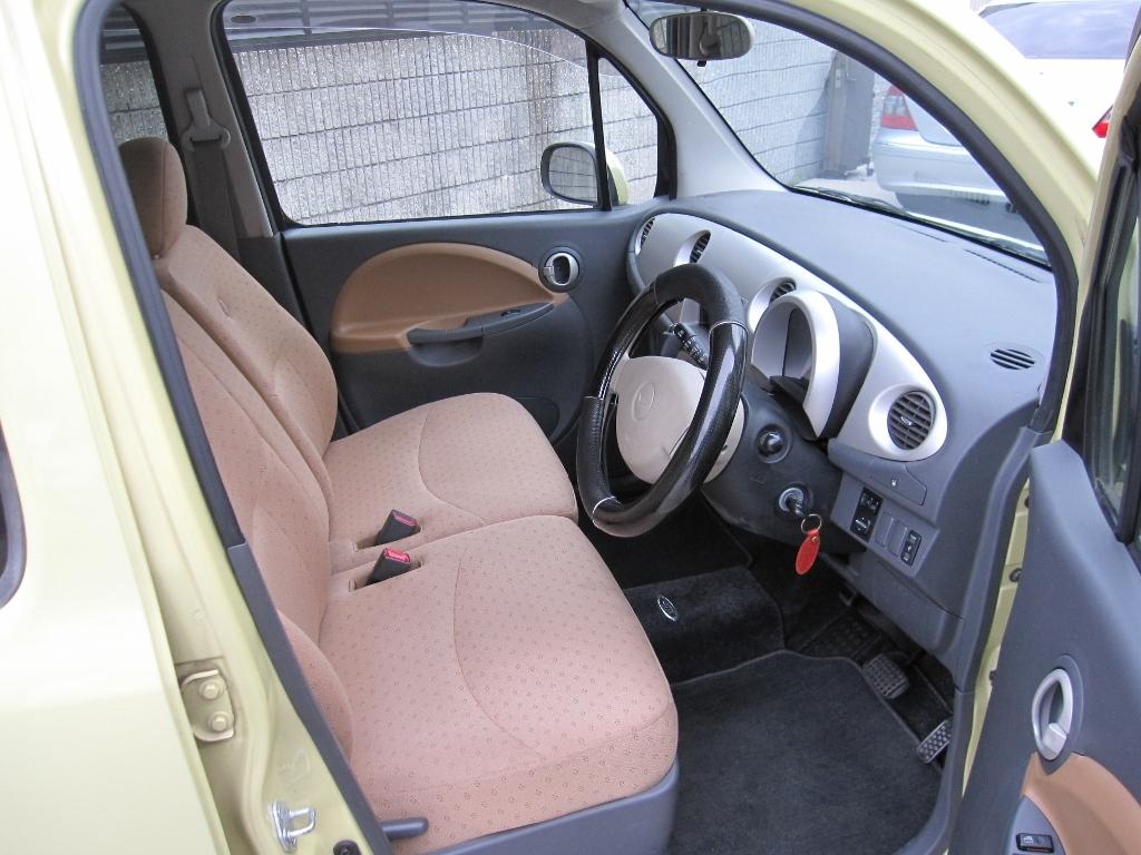 「完全売切り 車検付 軽自動車 ダイハツ ムーヴラテ グレードX L550S 」の画像2