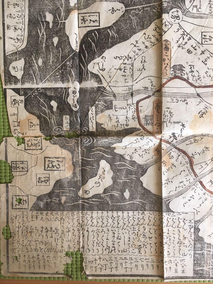 西国巡礼道中絵図(江戸時代)_画像5