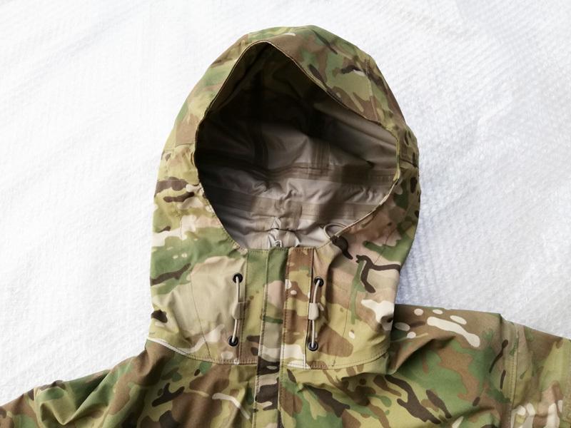 実物 米軍放出品 Wild Things Tactical Hard Shell Jacket SO1.0 ジャケット Ssize multicam    (seals marsoc ecwcs gore-tex 9f24_画像8