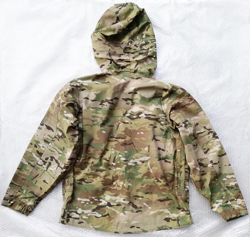 実物 米軍放出品 Wild Things Tactical Hard Shell Jacket SO1.0 ジャケット Ssize multicam    (seals marsoc ecwcs gore-tex 9f24_画像2