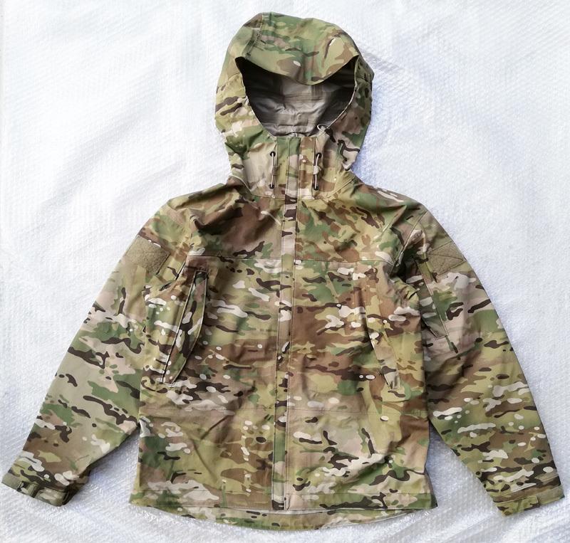 実物 米軍放出品 Wild Things Tactical Hard Shell Jacket SO1.0 ジャケット Ssize multicam    (seals marsoc ecwcs gore-tex 9f24_画像1