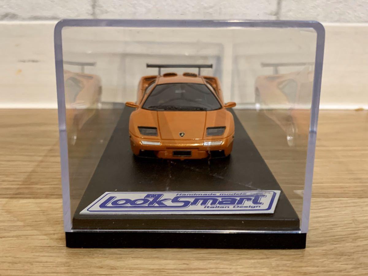 ▲ 【 новый товар  *   неиспользованный товар  】 редко встречающийся  Looksmart 1/43 ... ... GT2 Jota 2000 M  оранжевый 【 LS339】 люкс  ... ...  готовая продукция  ▲