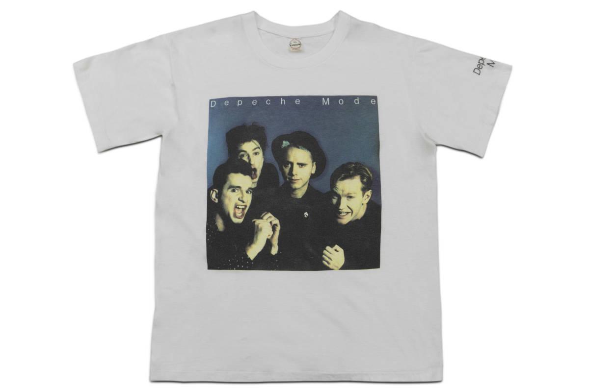 激レア! 90's DEPECHE MODE Tシャツ NEW ORDER CURE DURAN DURAN PET SHOP BOYS KRAFTWERK SMITHS JOY DIVISION THE HUMAN LEAGUE R.E.M_画像1