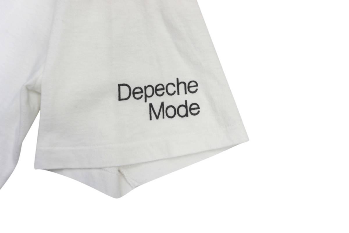激レア! 90's DEPECHE MODE Tシャツ NEW ORDER CURE DURAN DURAN PET SHOP BOYS KRAFTWERK SMITHS JOY DIVISION THE HUMAN LEAGUE R.E.M_画像4