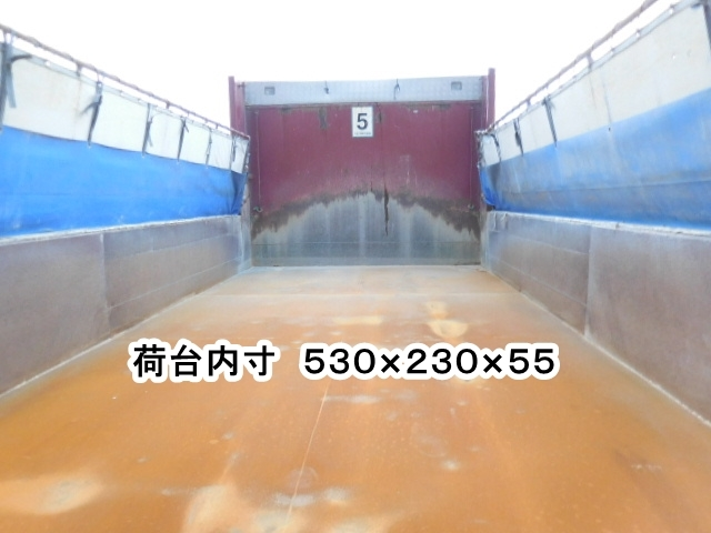 「★ダンプ/ギガ・いすゞ/H15年(ナンバー付)★」の画像3