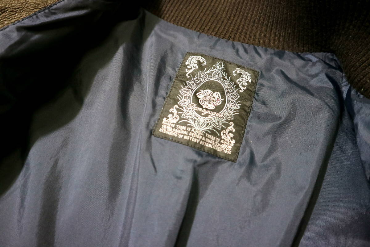 概ね美品/美形!◆Demagogue デマゴーグ ピッグスキン レザージャケット◆Mサイズ(身長169-174cm位) 春秋レザー_画像8