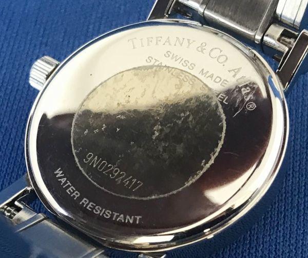 【ティファニー Tiffany&Co ☆ アトラス 】クオーツ レディース 腕時計 美品_画像8