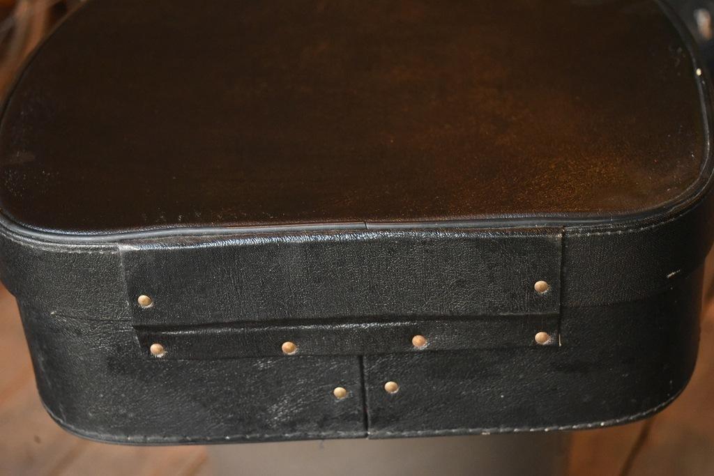 2268 ヴィンテージ トランクケース 革鞄 英国製 アンティーク ビンテージ  フランス イギリス レトロ 旅行 トラベルケース_画像4