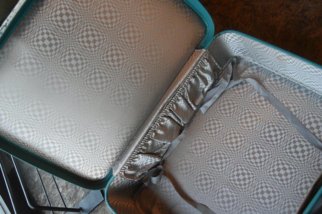 1211 ヴィンテージ 「ANTLER」 トランクケース 革鞄 英国製 アンティーク ビンテージ  フランス イギリス レトロ トラベルケース_画像9