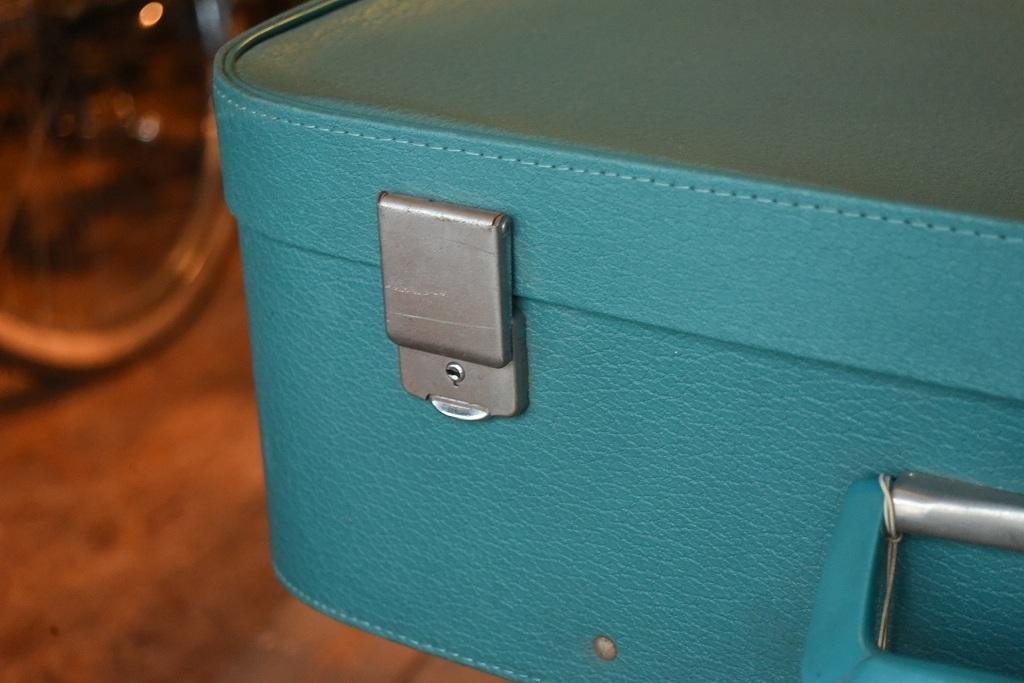 1211 ヴィンテージ 「ANTLER」 トランクケース 革鞄 英国製 アンティーク ビンテージ  フランス イギリス レトロ トラベルケース_画像2