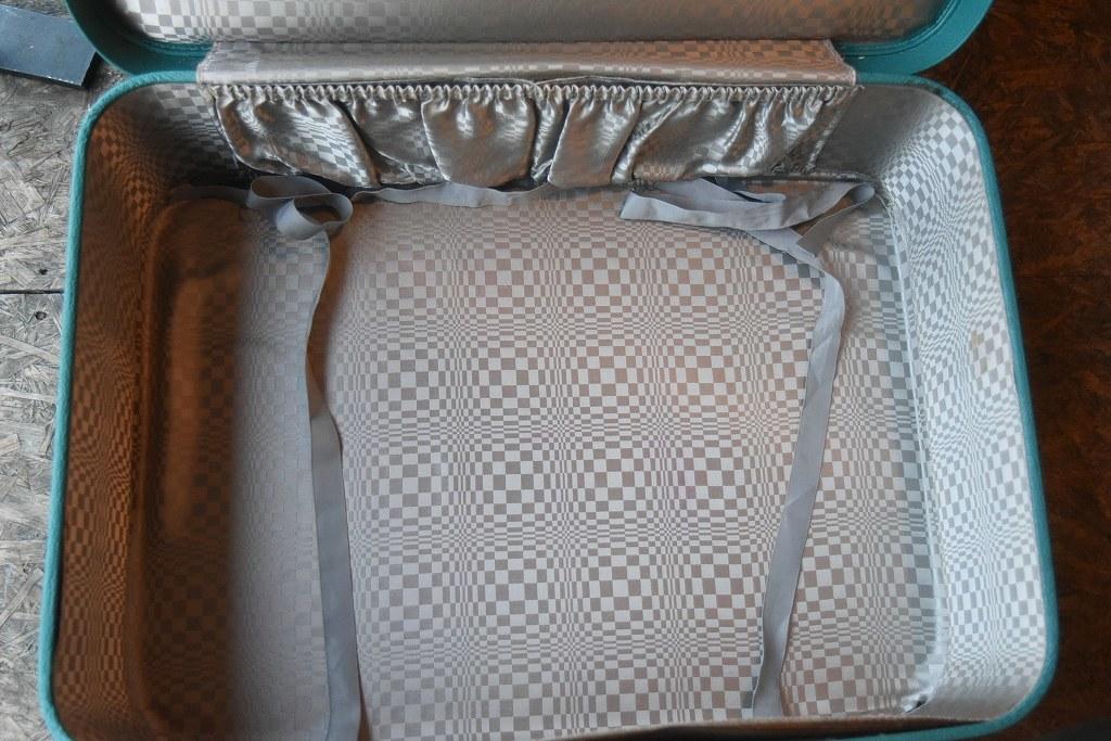 1211 ヴィンテージ 「ANTLER」 トランクケース 革鞄 英国製 アンティーク ビンテージ  フランス イギリス レトロ トラベルケース_画像10