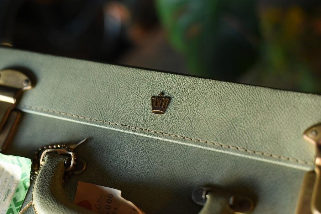 984 ヴィンテージ トランクケース 革鞄 英国製 アンティーク ビンテージ  フランス イギリス レトロ 旅行 トラベルケース_画像7