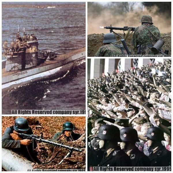 ナチス ドイツ軍 ヒットラー 軍隊 戦争 画像集 資料 3000種 /歴史的 Uボート プロパガンダ 戦車 組織 幹部 ユダヤ 軍服 WW2 第二次世界大戦_画像2