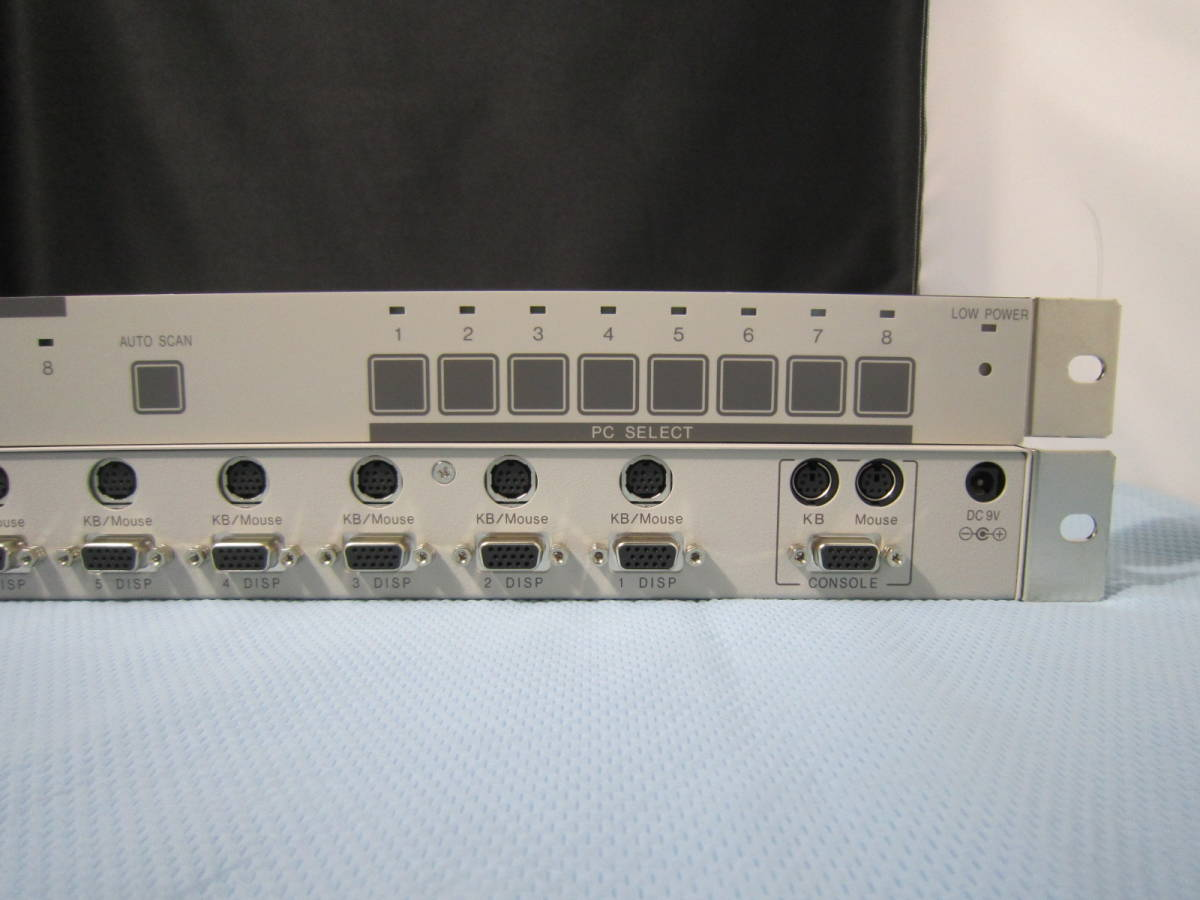 GP5-SB102 CRT / KB切替器_画像3