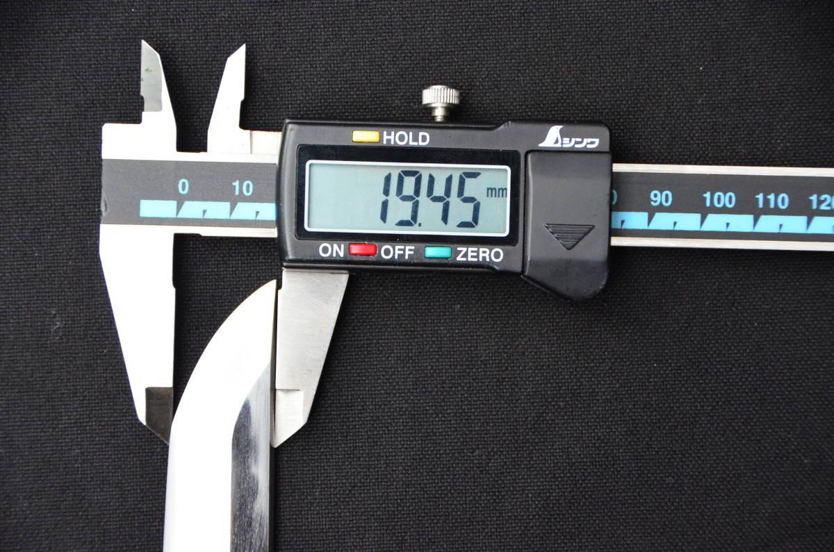 刀 在銘 越前 三代康継 本人作 特別貴重刀剣 日本美術刀剣保存協会 認定書付 刃渡り70.5cm 重さ720.5g 画像多め 即発可 一期一会 素敵です_画像7