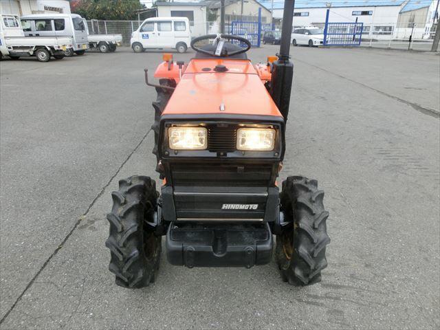 ヒノモト:日の本:E1804:現状車:トラクター:4駆:18馬力:耕運機:耕耘機:畑:田んぼ:E1804:HIKOUSEN_画像5
