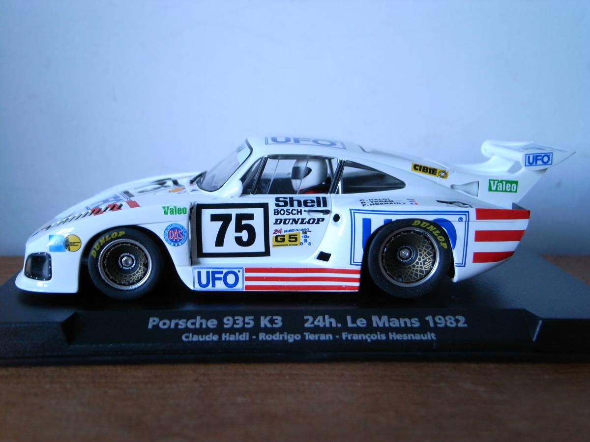 1/32 FLY Porsche 935 K3 1° 24h. Le Mans 1982 UFO #75
