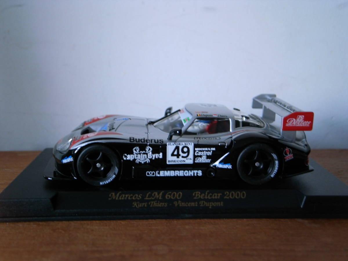 1/32 FLY MARCOS LM 600 Belcar 2000 #49
