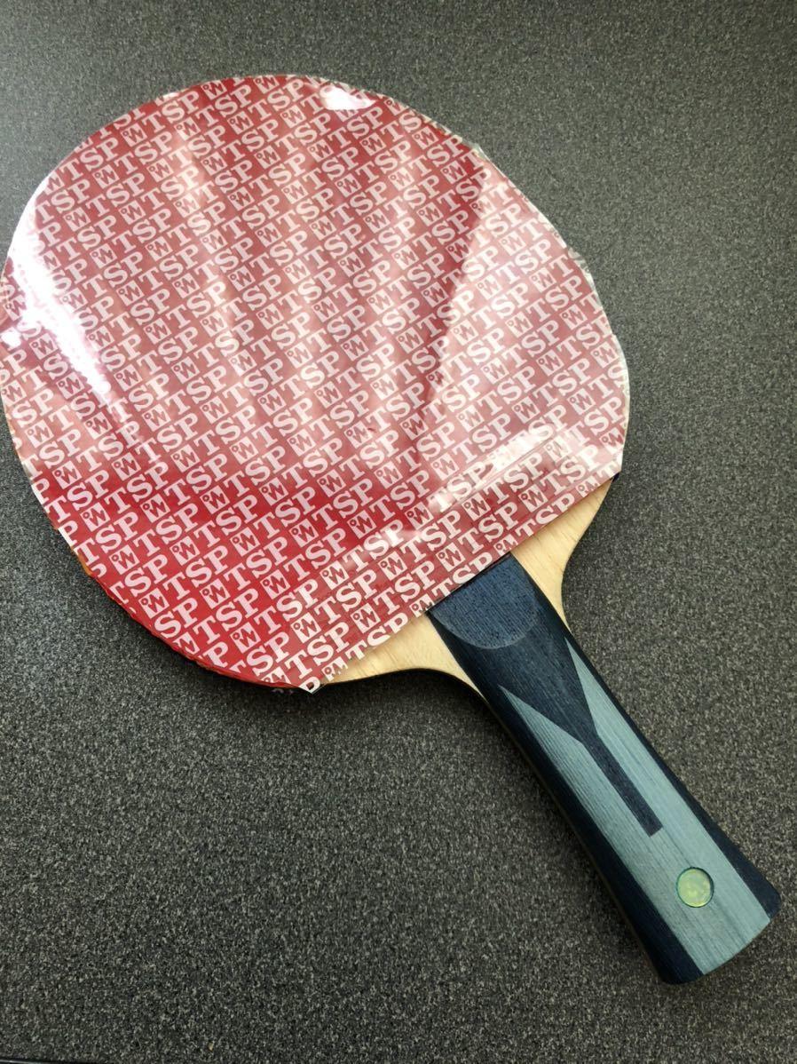 ティモボルALC Butterfly卓球ラケット カーボンラケット 狂 ファスタークG1付き_画像2