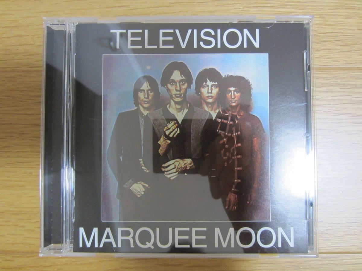 テレヴィジョン Television マーキー・ムーン Marquee Moon CD 帯付き チバユウスケ