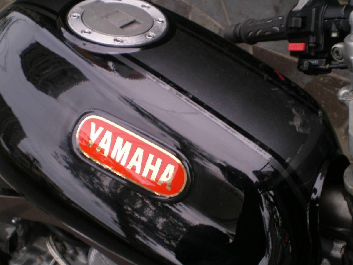 ヤマハSRX600 3SX ダブルディスク 検索)SR400 SR500 GB400 GB500_画像10