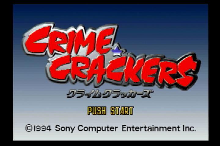 PS1 ソニー・インタラクティブエンタテインメント CRIME CRACKERS_画像3