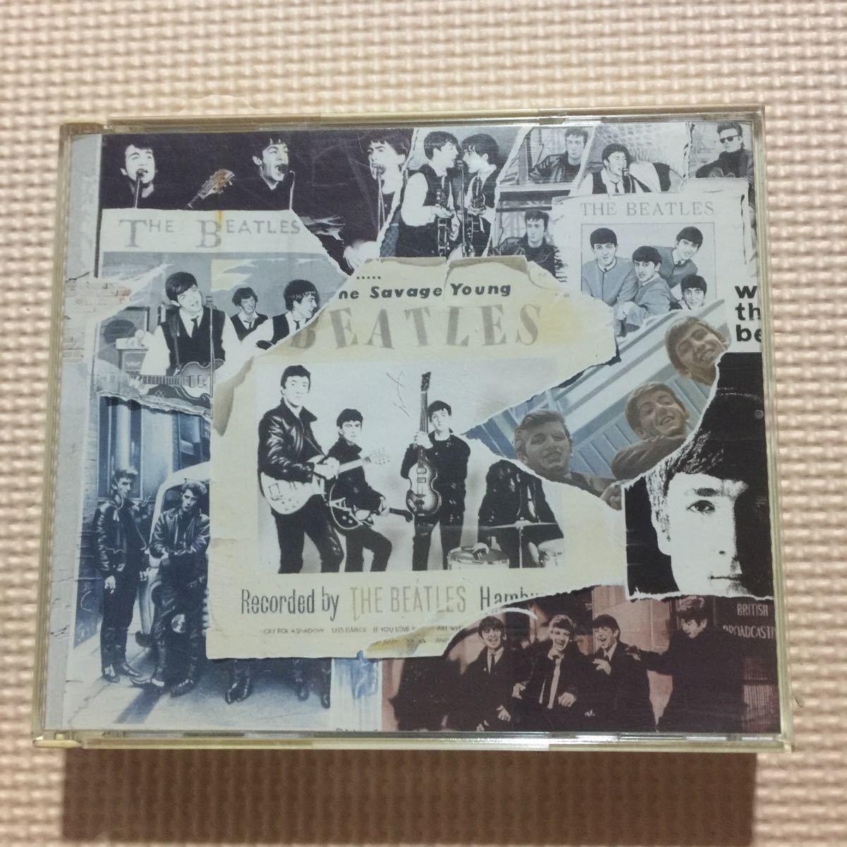 ザ・ビートルズ アンソロジー1 (The Beatles Anthology 1) EU盤2枚組CD