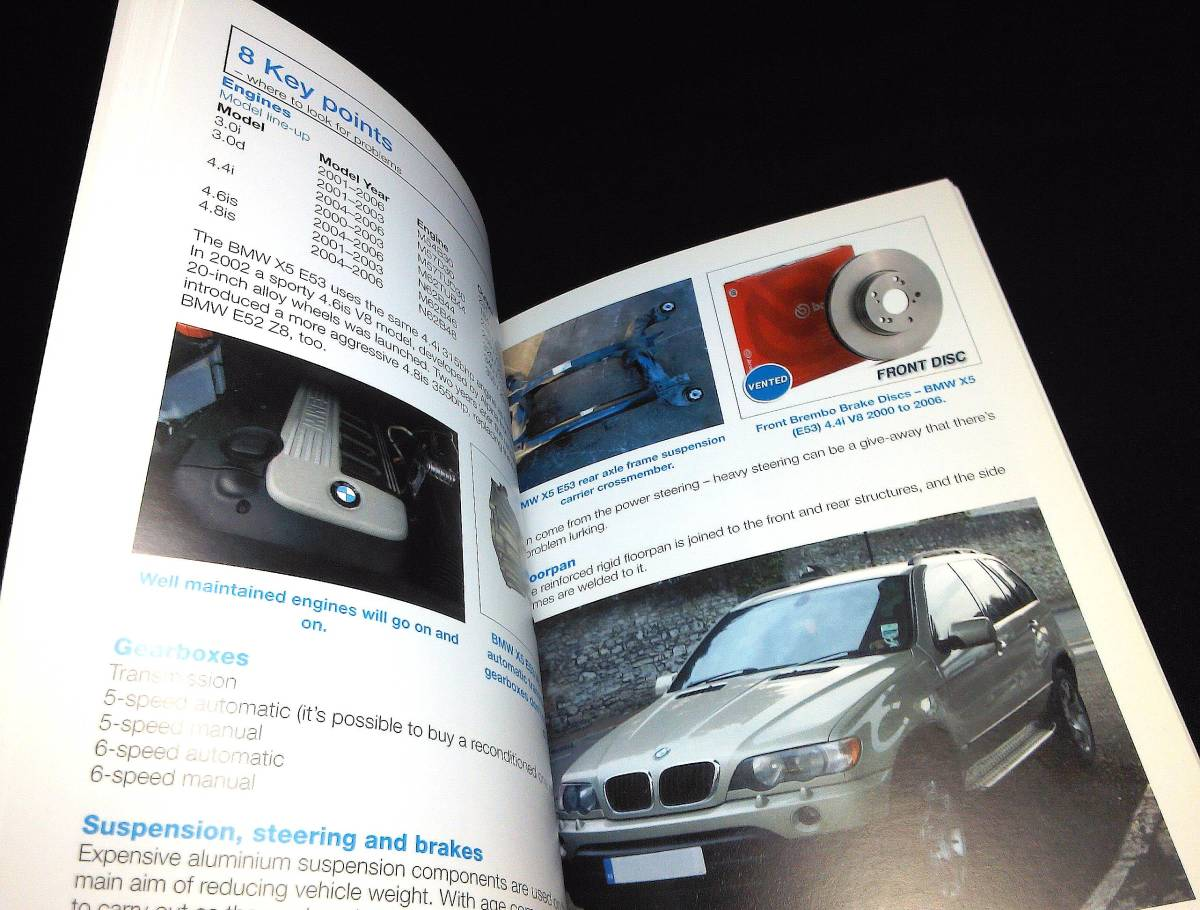 Sale Book-The Essential Buyers Guide.BMW X5 1st Generation Models Was £12.99.
