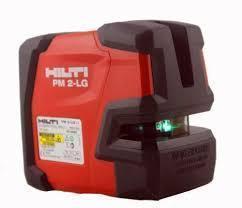 【送料無料】ヒルティレーザーレベル pm 2-LG ライン レーザー レーザー ライン プロジェクター グリーン レーザー ライン_画像3