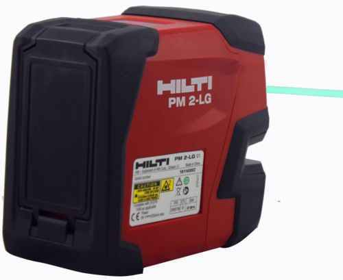 【送料無料】ヒルティレーザーレベル pm 2-LG ライン レーザー レーザー ライン プロジェクター グリーン レーザー ライン_画像4