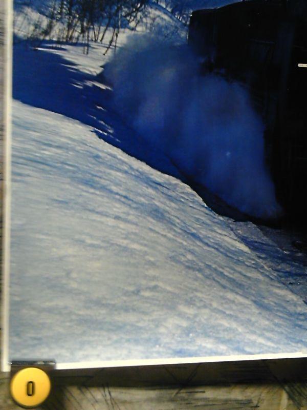 Big3【超大型ポスター/630x870㎜/送料無料】D51/蒸気機関車/当時は販売用のポスター_画像3