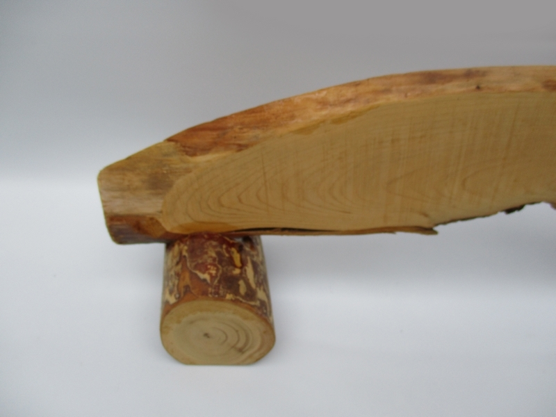 ■茶道具 結界 自然美 [横約59.5cm ]■ 天然木 №5267■_ご入用の方へ!