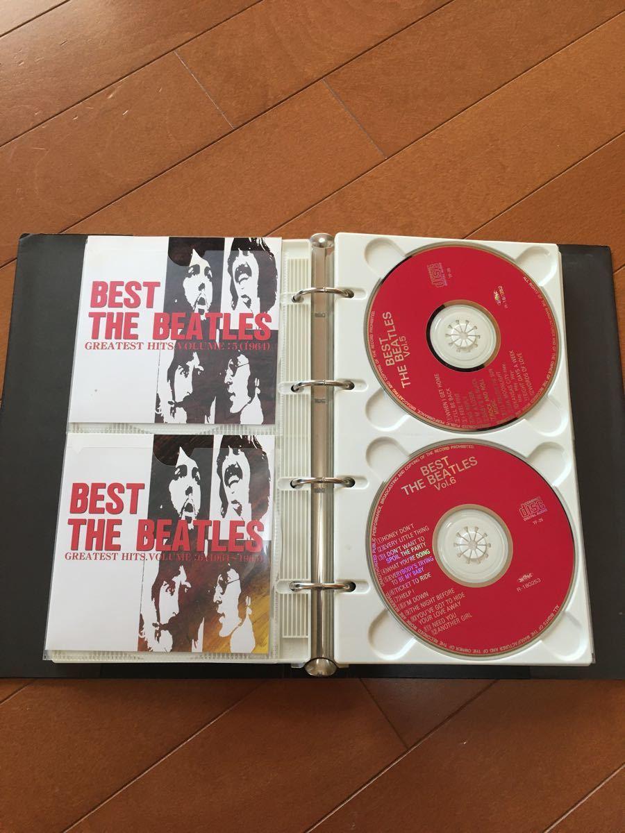 The BEATLES HISTORY 12枚セット