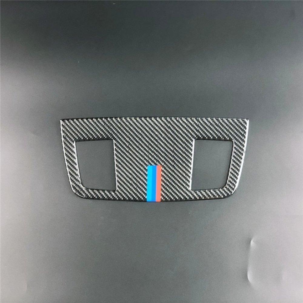 車 外装 for BMW E90 3 series accessories Carbon Fiber Outlet decorative panel air condition 送料無料_画像3