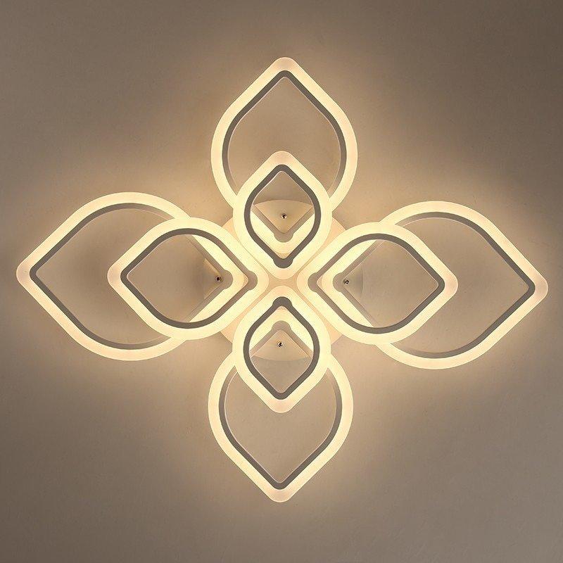 シーリングライト 天井照明 間接照明 リビングルーム ベッドルーム ダイニングルーム モダン タイプ549 送料無料_画像5
