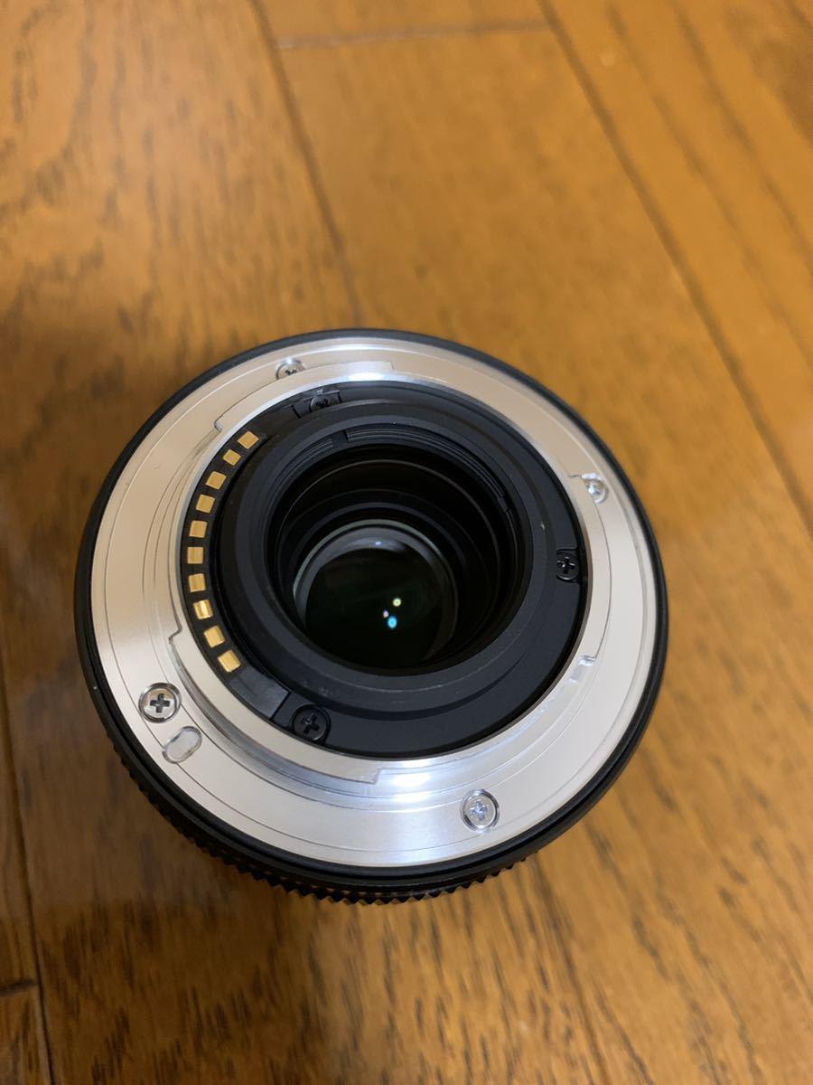 美品 フジフィルム XF35mm F2 R WR 単焦点 元箱付き FUJIFILM レンズフィルター付き_画像5