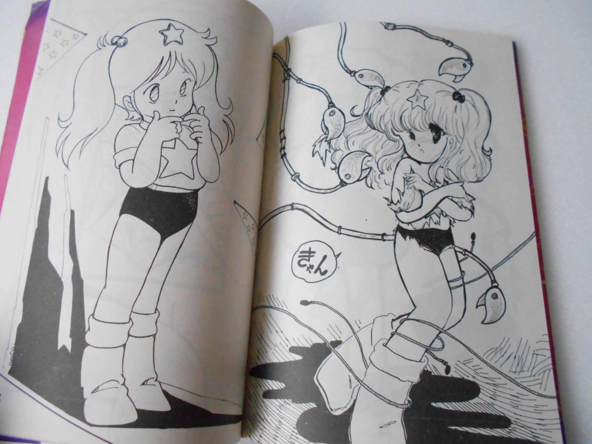 ちゃまちゃん フォトアルバム HOT SNAP 同人誌 1983年刊 / 表紙イラスト 森野うさぎ / 美少女とメカニック_画像7