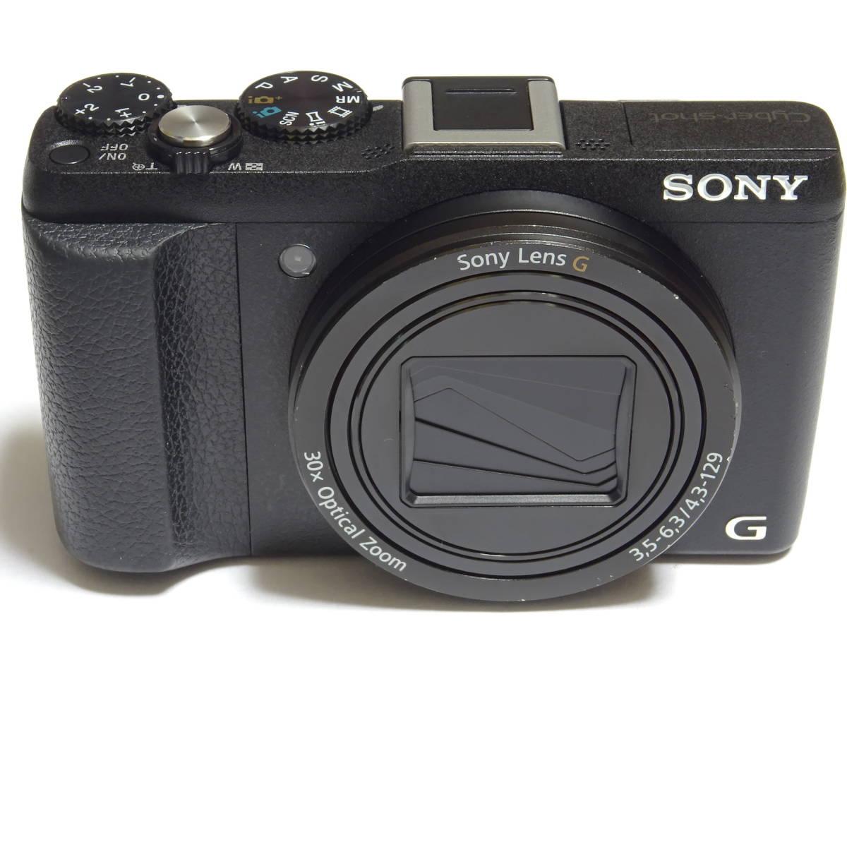 SONY Cyber-shot DSC-HX60V 2040万画素 光学30倍 Full HD 1080 60p 動画撮影 GPS Wi-Fi NFC 中古本体・箱・取説付き ☆動作品☆ 0899_画像3