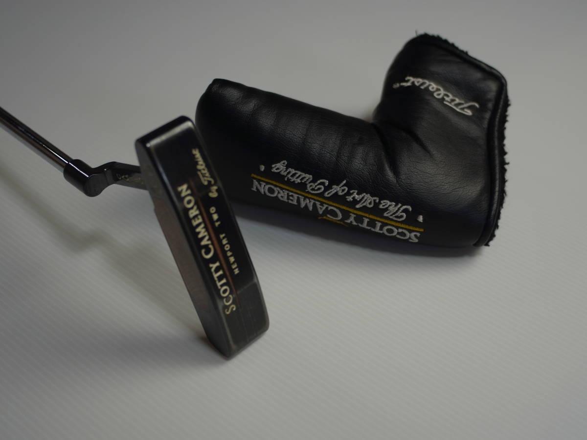 スコッティキャメロン トライレイヤード Tel3 ニューポート2 美品