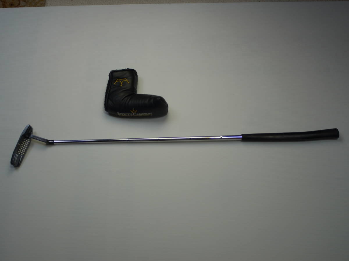 スコッティキャメロン トライレイヤード Tel3 ニューポート2 美品_画像6