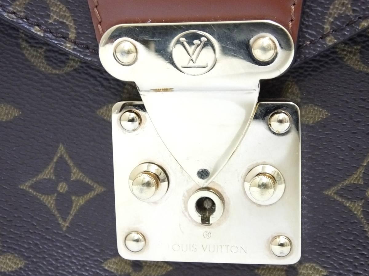Louis Vuitton ルイヴィトン モンソー ハンドバッグ M51185 モノグラム_画像2