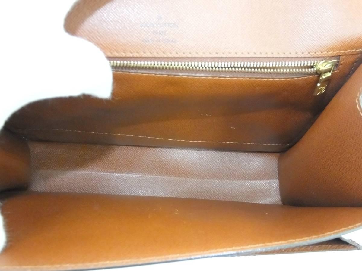 Louis Vuitton ルイヴィトン モンソー ハンドバッグ M51185 モノグラム_画像7