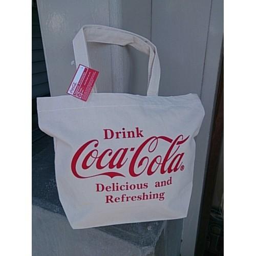 COKE EASY BAG コカ・コーラ バック デリシャスWH_画像1