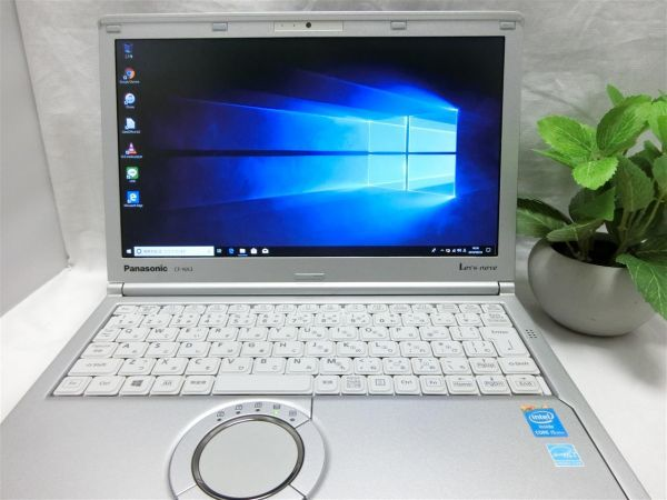 おすすめ☆大画面☆Panasonic Let's note CF-NX3 CF-NX3EMHCS/Core i5/4GB/320GB HDD/最新Windows10/Office/PC01688_画像2